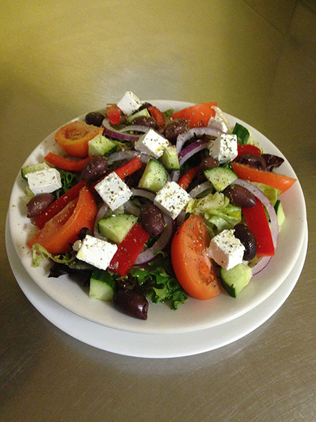 Zorba's Greek Salad